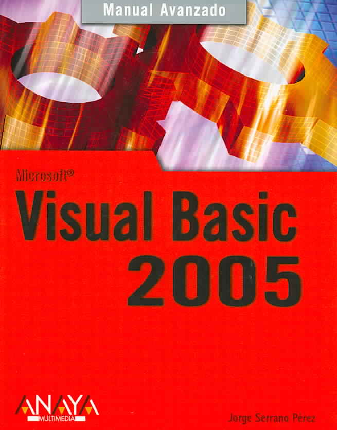 Visual Basic 2005 By Perez, Jorge Serrano